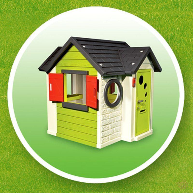 la future maison pour le jardin des Minipouces